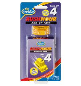 Ravensburger ThinkFun 763351 Rush Hour 4 Uitbreidingsset  – Breinbreker