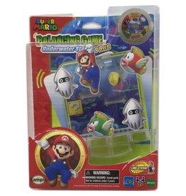 Super Mario Epoch Mario Balancing Game Underwater