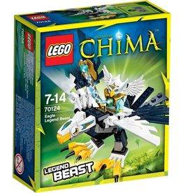 LEGO Lego Chima 70124 Adelaar Legendebeest – Eagle Legend Beast