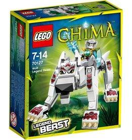 LEGO Lego Chima 70127 Wolf Legendebeest – Wolf Legend Beast