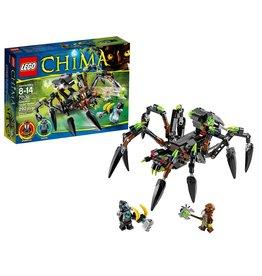 LEGO Lego Chima 70130 Sparratus' Spider Stalker