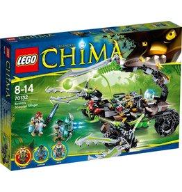 LEGO Lego Chima 70132 Scorm's Scorpion Stinger