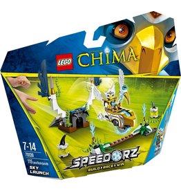 LEGO Lego Chima 70139 Zweefsprong -  Sky Launch