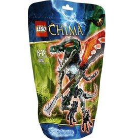 LEGO Lego Chima 70203 Chi Cragger