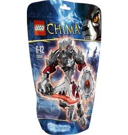 LEGO Lego Chima 70204 Chi Worriz
