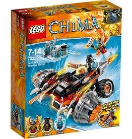LEGO Lego Chima 70222 Tormak's Shadow Blazer