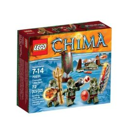 LEGO Lego Chima 70231 - Crocodile Tribe Pack