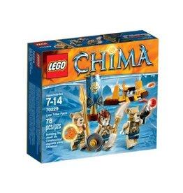 LEGO Lego Chima 70229 Lion Tribe Pack