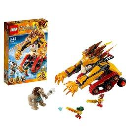 Lego Chima LEGO Chima 70144 Lavals Vuurleeuw
