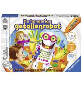 Ravensburger Ravensburger Tiptoi® 007684 Spel De Hongerige Getallenrobot