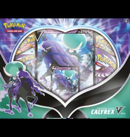 The Pokemon Company Pokemon TCG August V Box  Calyrex Shadow Rider