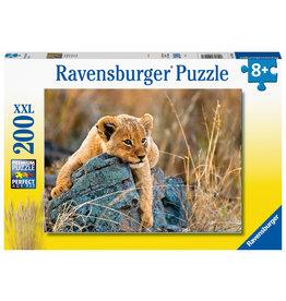 Ravensburger Ravensburger Puzzel 129461 Kleine Leeuw (200 XXL Stukjes)