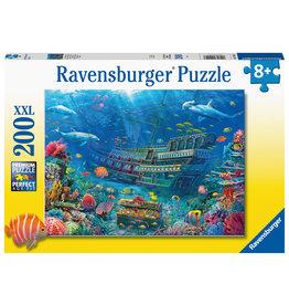 Ravensburger Ravensburger Puzzel 129447 Gezonken Schip (200 XXL Stukjes)