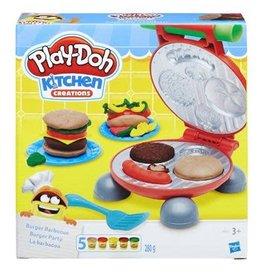 Play-Doh Play-Doh burger barbecue