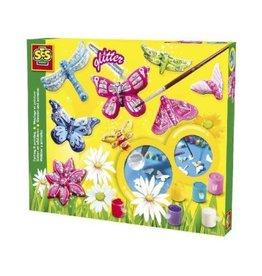 SES Creative SES Creative Gips Gieten en Schilderen Vlinders