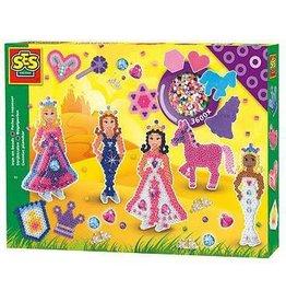 SES Creative SES Creative Beedz Strijkkralen Groot - Prinsessen