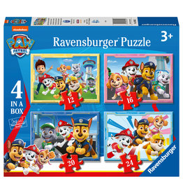 Ravensburger Ravensburger Puzzel 030651 Paw Patrol (12-16-20-24 Stukjes)