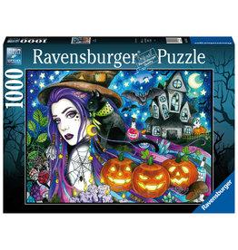 Ravensburger Ravensburger Puzzel 168712 Halloween (1000 Stukjes)