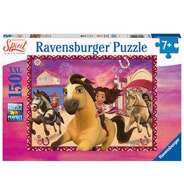 Ravensburger Ravensburger Puzzel 129942 Spirit: Vrienden voor het Leven (150 Stukjes)