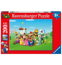 Ravensburger Ravensburger Puzzel 129935 Super Mario – LegPuzzel (200 XXL Stukjes)