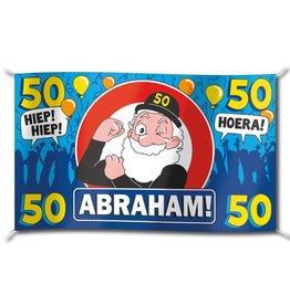 Gevelvlag  XXL - abraham (150 x90 cm)