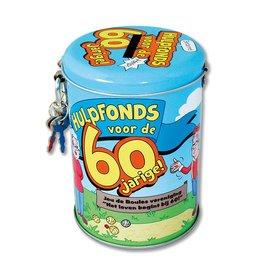 Spaarpot - 60 jaar