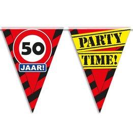 Party Vlaggen - 50 jaar