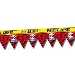 Party Tape - 50 jaar