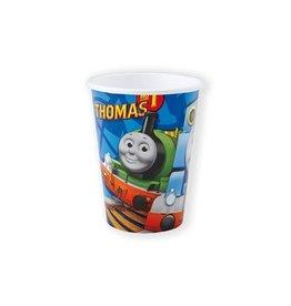 Bekertjes Thomas de trein (8 stuks)