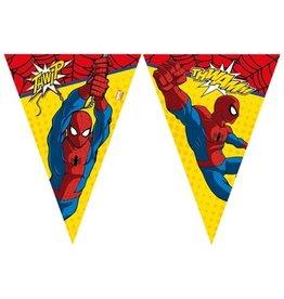 Vlaggenlijn Spiderman (2,3m)