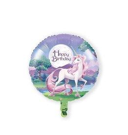 Folieballon Unicorn (46cm)
