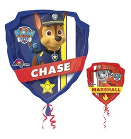 Folieballon Paw Patrol SuperShape XL
