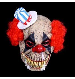 Peppy the clown horror masker,