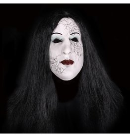 Creepy witch masker,