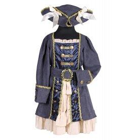 Piratenkapitein luxe meisje