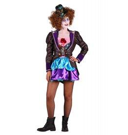 Mad hatter dame, Mix van kleuren