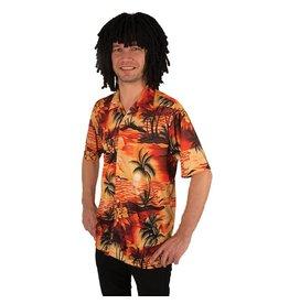 Hemd Hawai Oranje