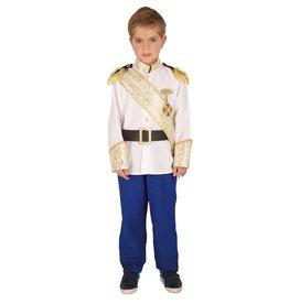Kostuum Prins (4-delig)