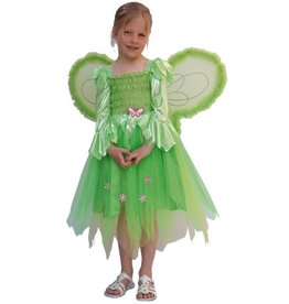 Kostuum Elfje groen+ 1 accessoire