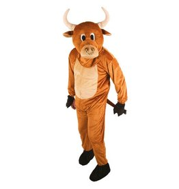 Kostuum Pluche Giant Stier