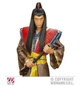 Pruik Samurai