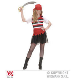 Piratenmeisje