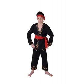 "Karate Jongen ""Draak"""