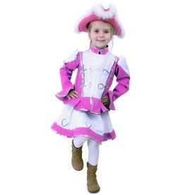 Dansmarietje pink kids