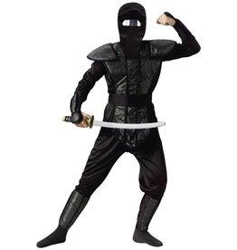 Ninja warrior volwassenen one size
