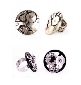 Ring Steampunk 2 assorti