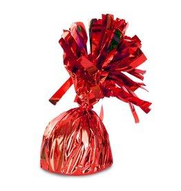 Ballongewichtje Rood 140 gram Ø6cm