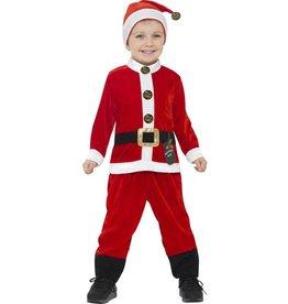 Kerstman Peuter Kostuum