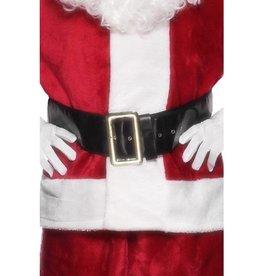 Kerstman Riem met Gouden Gesp, 145cm