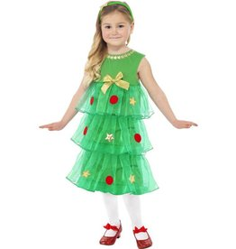 Kleine Kerstboom Kostuum